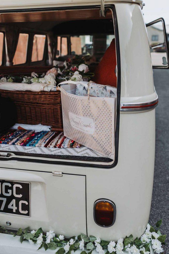 volkswagen wedding camper van